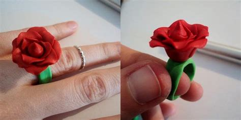 DIY: Como hacer un anillo con forma de rosa Cómo hacer