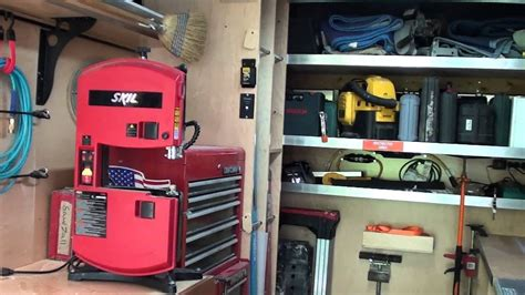 tricked  woodworking box truck youtube