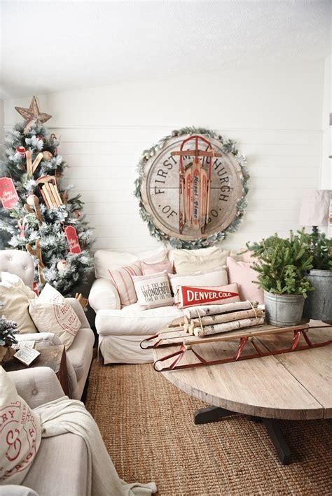 cozy cottage christmas holiday house walk  liz