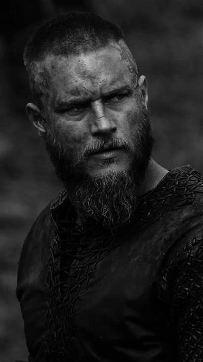 Ragnar Lothbrok Vikings Wallpapers Viking 4k Beard