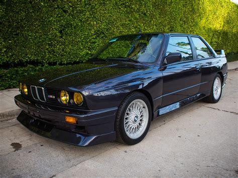 1988 Bmw E30 M3 Europameister  Rare Cars For Sale