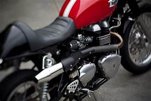 Benjie U0026 39 S Cafe Racer    Accessories For Triumph Modern