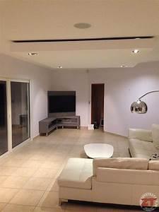 Brico : Création d un faux plafond avec Ruban LED et Spots