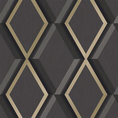 Profile Geometric Wallpaper Black Wallpaper From I Love