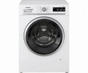 Siemens Waschmaschine Schleudert Nicht : siemens wm16w540 iq700 waschmaschine freistehend weiss neu ebay ~ Orissabook.com Haus und Dekorationen