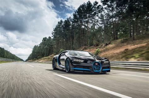 The chiron is the most powerful, fastest and exclusive production super sports car in bugatti's brand history. Bugatti Chiron Sets #ZERO400ZERO Record - Car India
