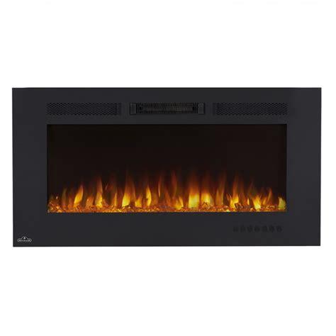 napoleon neflfh mt allure  phantom electric fireplace