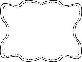White Frame Clip Art