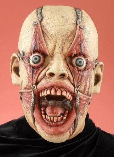 2012's Most Scary Halloween Mask! Yup It Looks Uncomfor