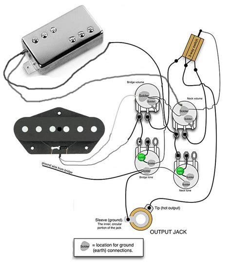 tele custom wiring diagram tele get free image