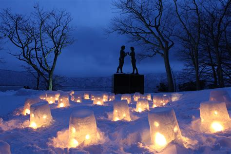 Winter Festival in Aomori, 2016 aptinet Aomori Sightseeing ...