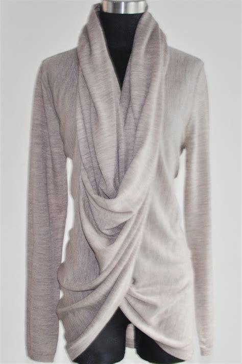 wrap sweater cardigan best 25 wrap sweater ideas on knit vest
