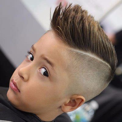 boys kids hairstyles trendy transformations hairstylesco