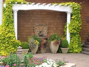 des idees pour un joli jardin fleuri un oasis d39ete With tapis chambre bébé avec poster jardin fleuri