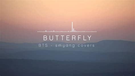 Butterfly Sheet Music Piano BTS