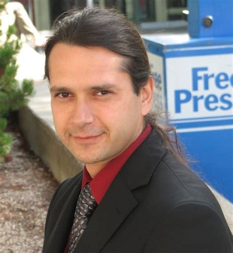 Michael Hutch - michael hutchinson top authority on indigenous rights