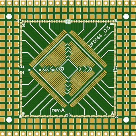 Smd Prototype Pcb Rev Share Project Pcbway