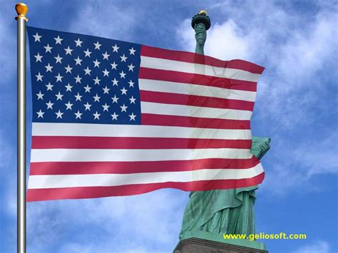 Animated American Flag Wallpaper - animated american flag clip