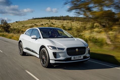 Is The 2019 Jaguar Ipace The Best Looking Electric Car