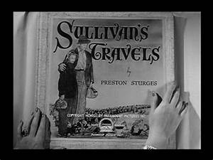 Film Club: Sullivan's Travels | shadowplay