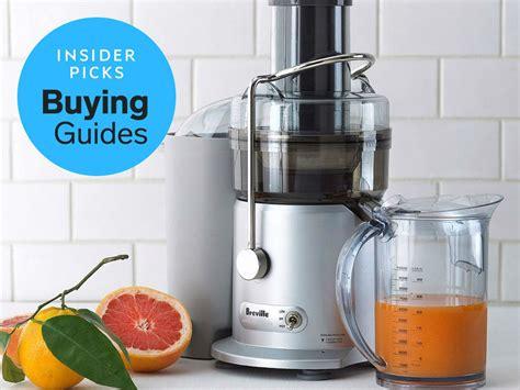juicers juicer insider kitchen breville businessinsider