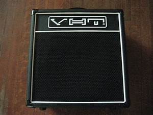 Vht Special 6 Combo  Tubed Guitar Amp  Hand Wired  Unused