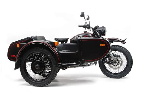 Ural T Sidecar Motorcycle Photo Gallery