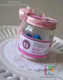 {Baby Showers} DIY Prinatble Baby Jar Label Favors for ...