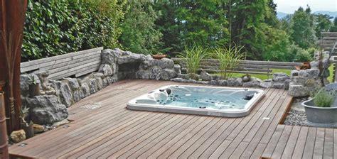 einbau whirlpool outdoor outdoor spa whirlpools direkt vom hersteller kaufen