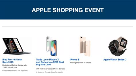 best buy iphone deal save 250 on iphone x at best buy s apple shopping event