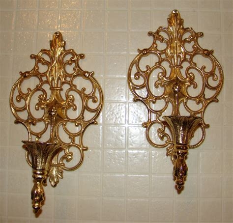 living room great wall sconce candle  kingdom pattern