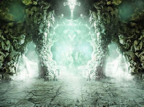 mystic cave pre   brandrificusdeviantartcom