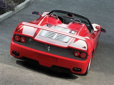ferrari j50 rear 18 best images about ferrari f50 on pinterest monaco