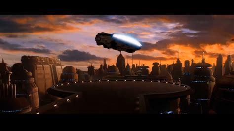cloud city escape  empire strikes  revisited hd
