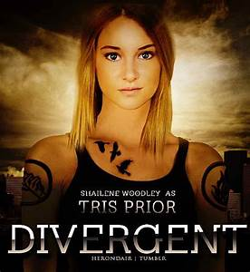 "Shailene Woodley as Beatrice ""Tris"" Prior in Divergent."