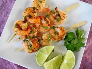 Thai Shrimp Skewers   FreshNess
