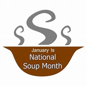 National Soup Month (@nationalsoup)