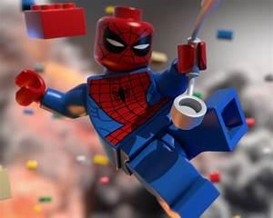 LEGO Avengers Wallpaper - WallpaperSafari