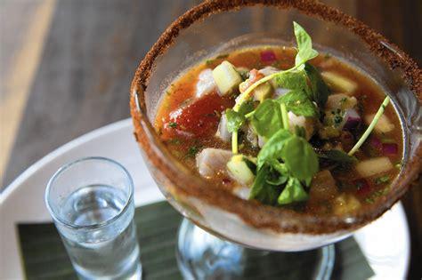 cuisine lena lena brava review bayless on at seafood focused restaurant chicago tribune