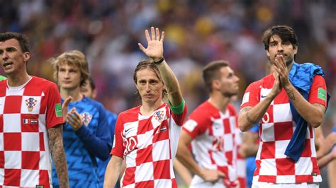 Fifa World Cup News Modric Croatia Can Proud