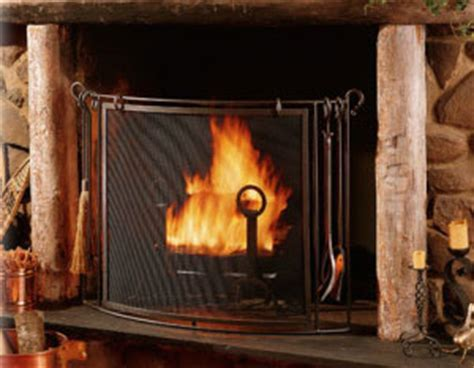 Fireplace Screens Atlanta   Doors, Gas Logs, Firepits Shop
