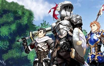 Goblin Slayer Anime Warriors Armor Goblino Characters
