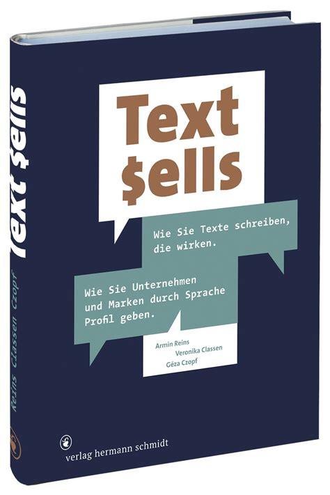Text sells - DESIGNBOTE