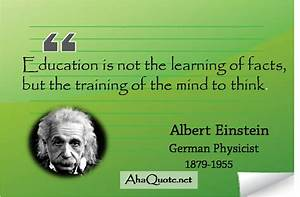 Quotes By Einstein On Education. QuotesGram