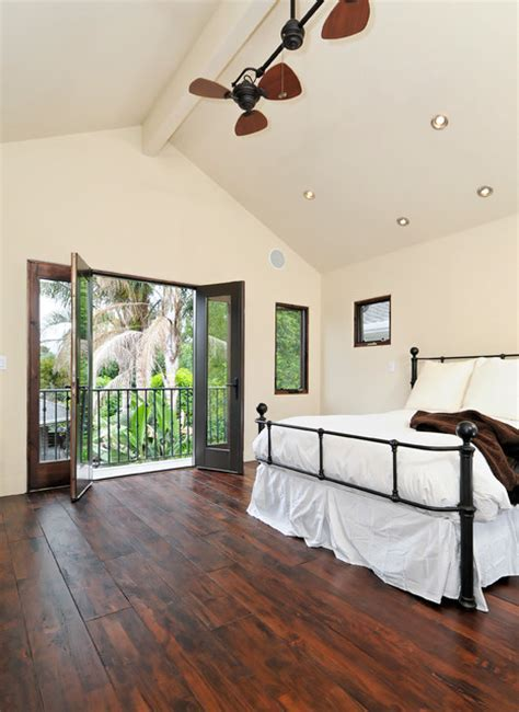 Willow Glen Spanish Style House   Mediterranean   Bedroom