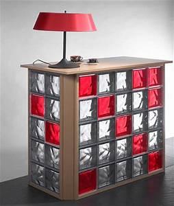 Brique De Verre Couleur : brique de verre verre d coratif distriverre ~ Melissatoandfro.com Idées de Décoration