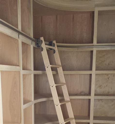 rolling ladder gallery