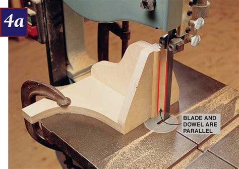 aw extra  bandsaw jigs popular woodworking magazine