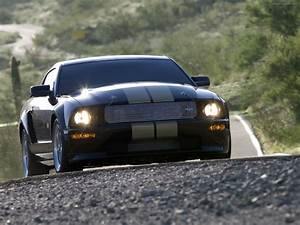 Ford Shelby GT-H Exotic Car Pictures #006 of 30 : Diesel Station