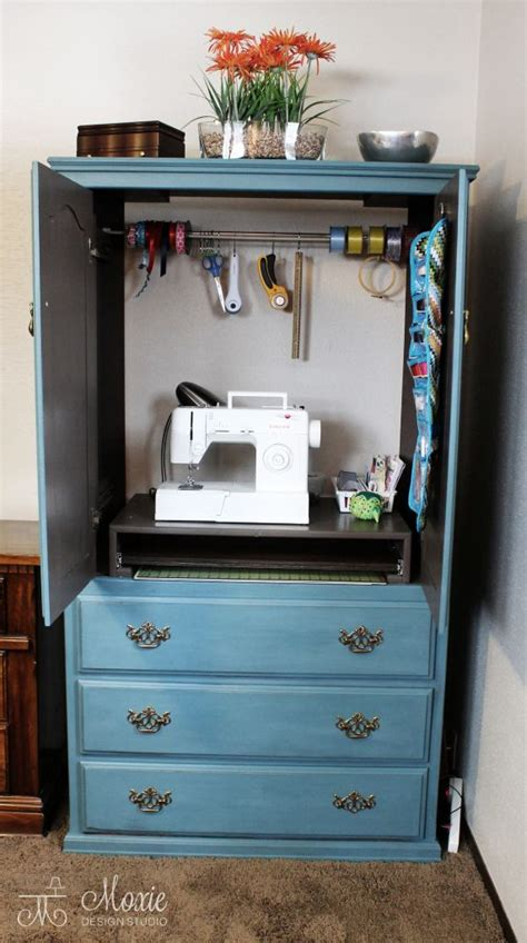 Sewing Machine Armoire Cabinet 26 Best Tv Armoires Repurposed Images On
